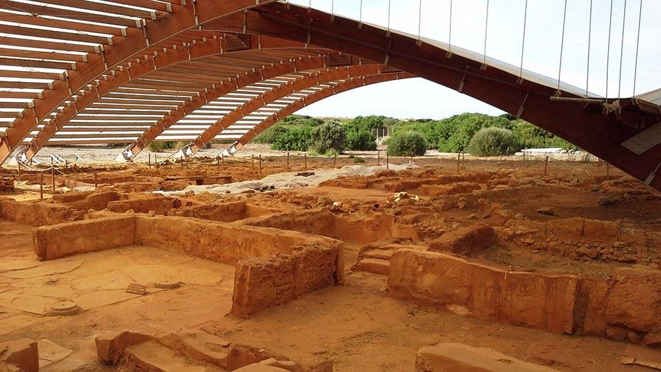 Дворец Малии