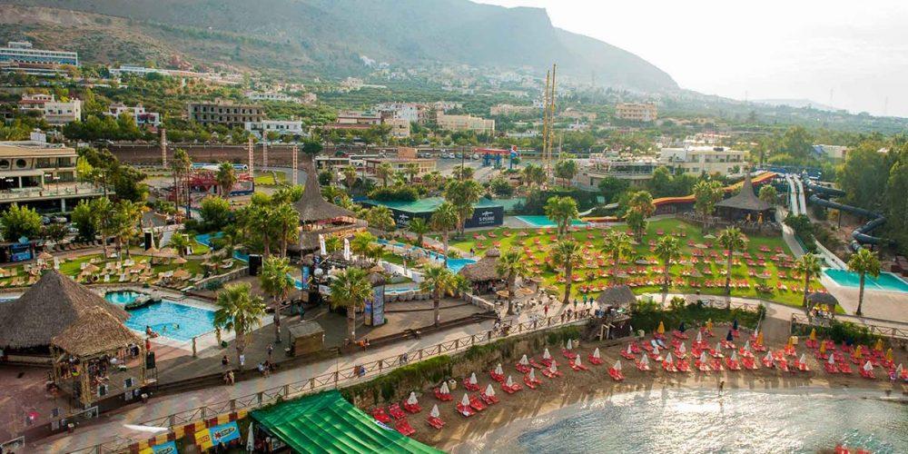 Star Beach Аквапарки на Крите