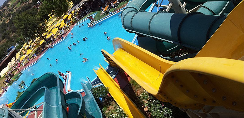Acqua Plus Waterpark in Crete