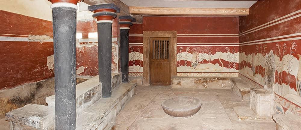 Knossos Indoors