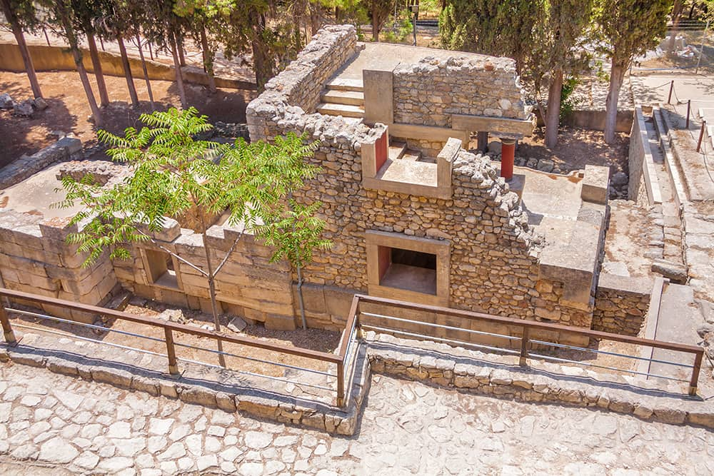 Knossos Yard