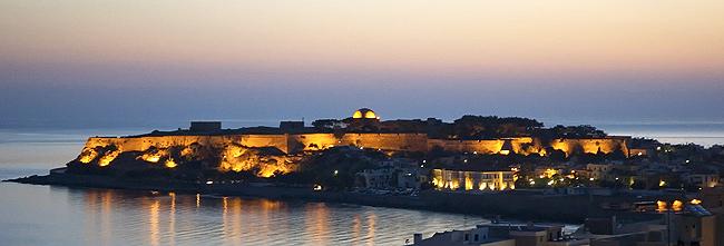 La fortezza или крепость Ретимно