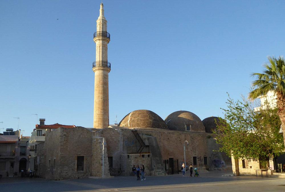 Мечеть Нерантзе