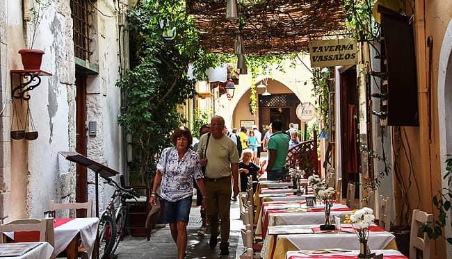 Где поесть в городе Ретимно